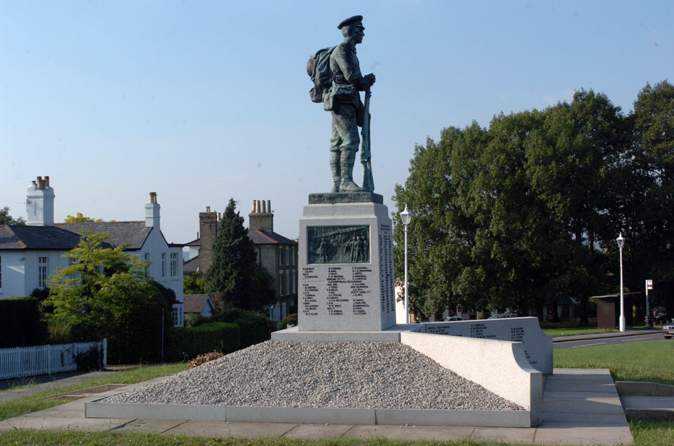 War Memorial at The Vine Cricket Ground, Sevenoaks