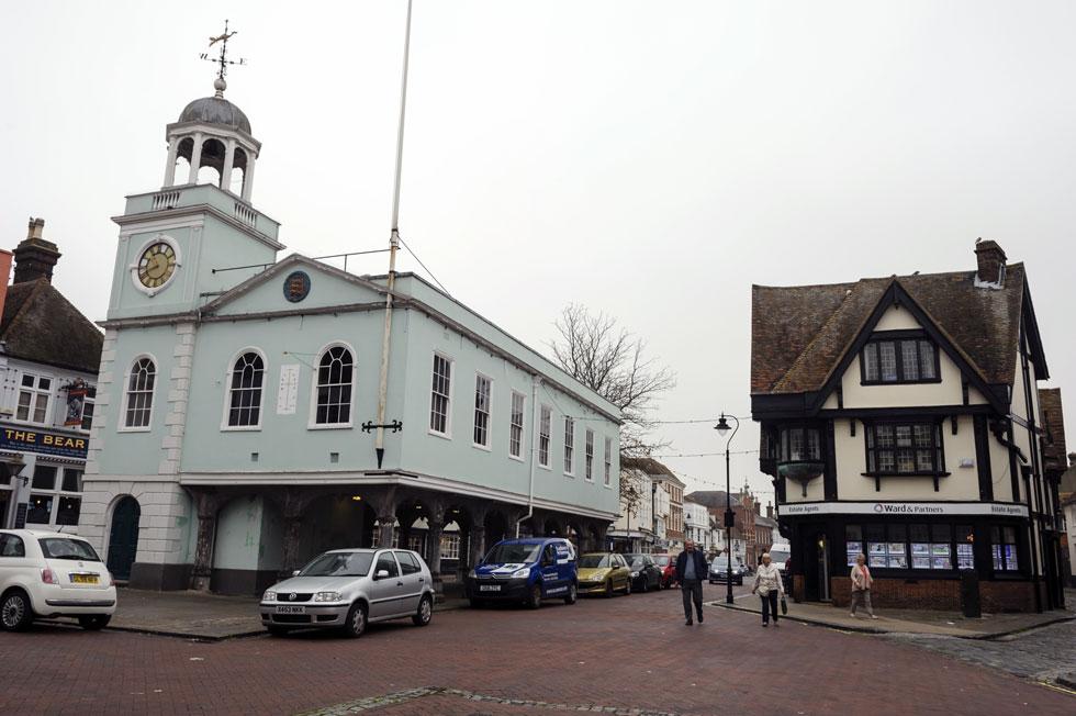 The Market Place, Faversham