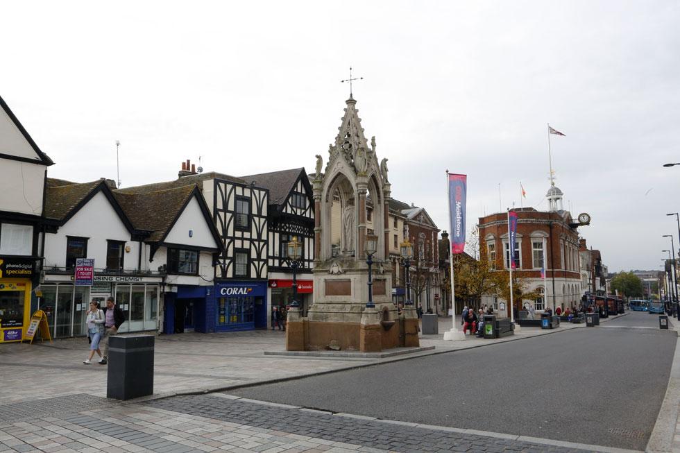 Jubilee Square, Maidstone