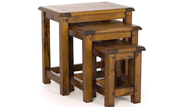 A Colombo Nest of Tables on offer for just £199.20 at Furniture @ Lighting Centre.